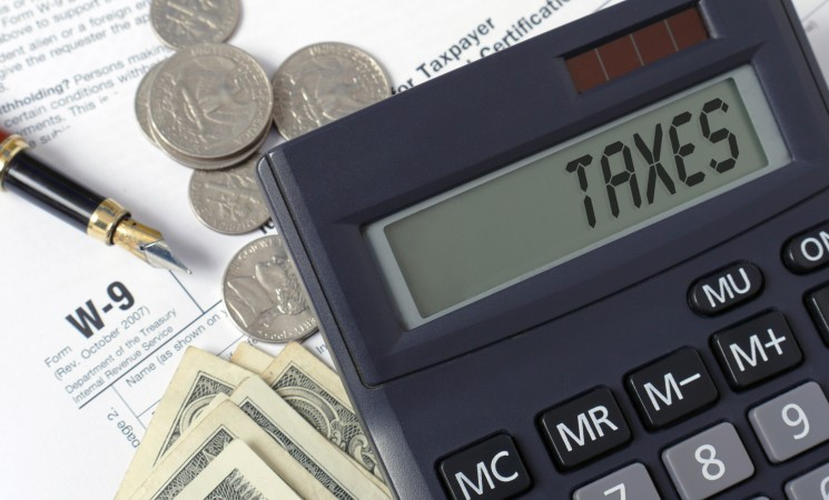 Eine flat rate tax als Alternative?